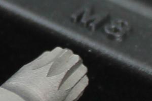 Innenvielzahn Steckschlüssel