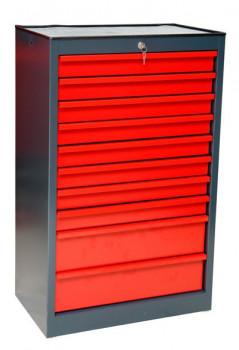 werkzeugschrank mit 5 oder 6 schubladen g nstig kaufen kfz werkstattausr stung. Black Bedroom Furniture Sets. Home Design Ideas