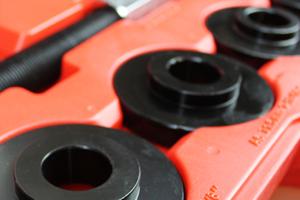 Inhalt eines Radlager Werkzeug Sets